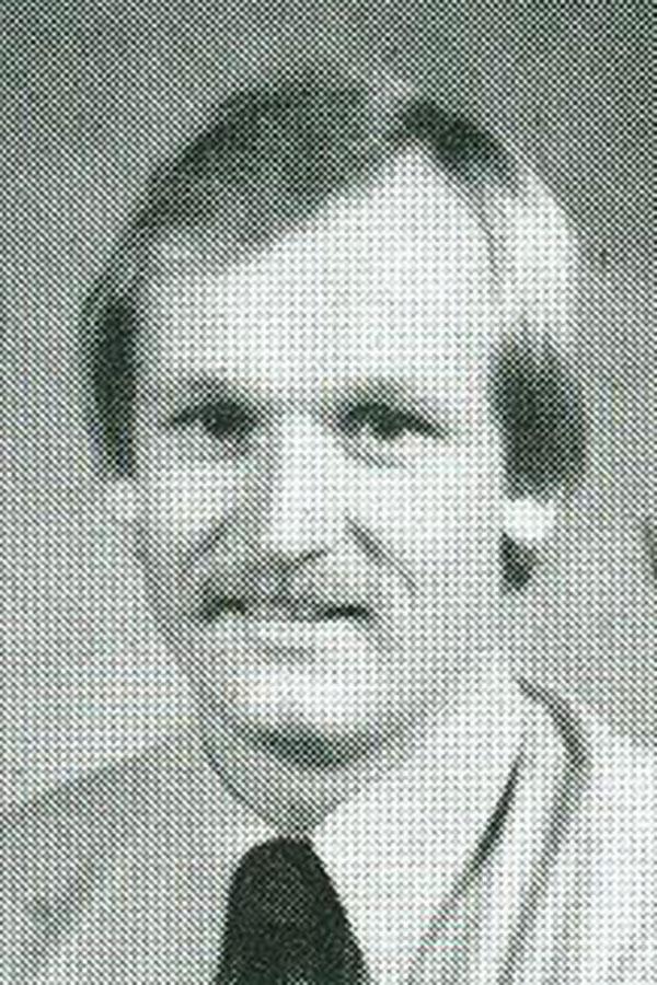 Mr. Hughes in the 1985 Langham Creek Yearbook .