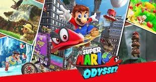 Super Mario Odyssey Review