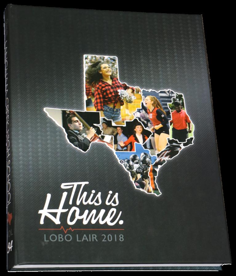 2018 Lobo Yearbook