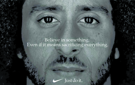 Opinions of Nike split after new ad campaign