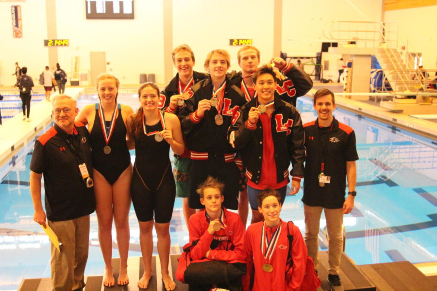 District Swim Meet Photos