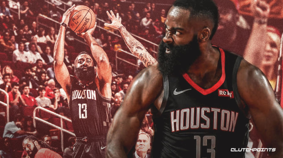 1eda35d8ffee How James Harden s Excellence Has Saved The Rockets Season – LC Howler