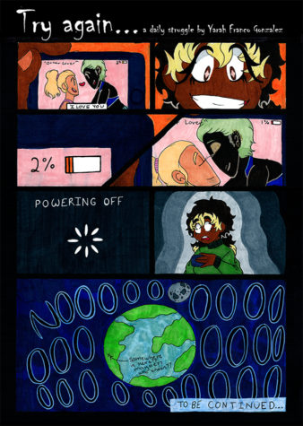 Try again…a daily struggle (pg.1)