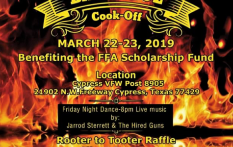 FFA Barbecue Cook Off