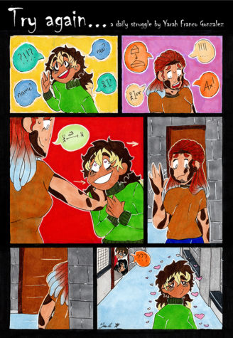 Try again… a daily struggle (pg.4)