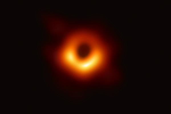 Astronomers Capture First Image of the Black Hole