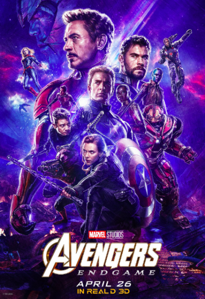 Avengers: Endgame Spoiler Review