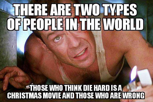 Why Die Hard is a Christmas Movie – LC Howler