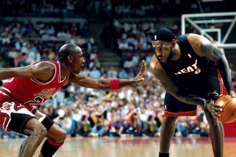 Jordan vs LeBron Who is the Real G.O.A.T.?